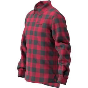 Zimtstern Timbaz Camiseta Manga Larga Hombre, jester red/pirate black